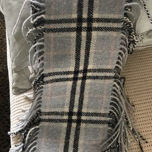 New Burberry Scarf 💗 Baby Blue